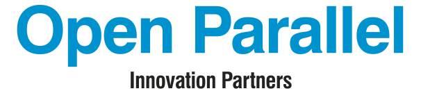 Open Parallel 2017 logo centred