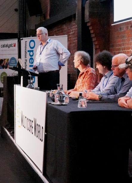 Panel Beckman Moir Seager Vincent Erdody 2019